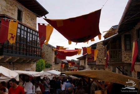 Mercado Medieval Sanabria