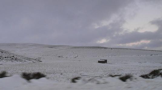 Sierra de San Martín de Castañeda